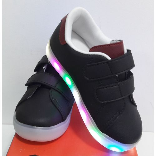 Tenis-Happy-Light-Preto-LED