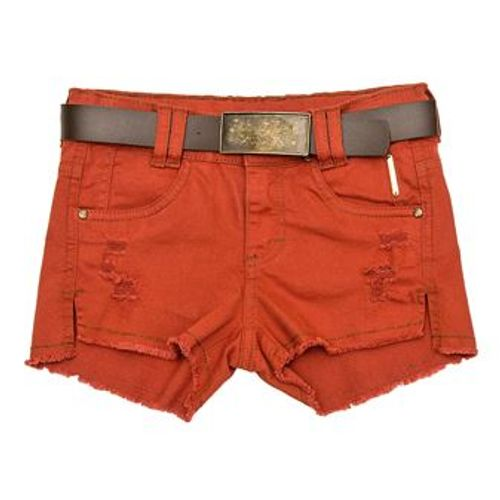 Shorts-Color-Telha-com-Cinto
