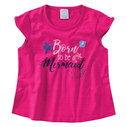 Blusa-Born-to-Be-a-Mermaid
