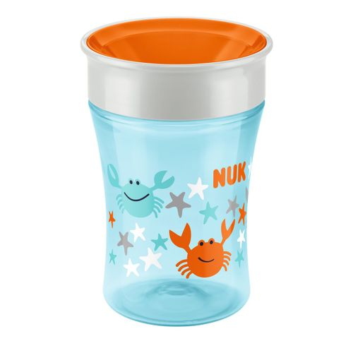 Copo-Antivazamento-NUK-Magic-Cup-Boy-230ml