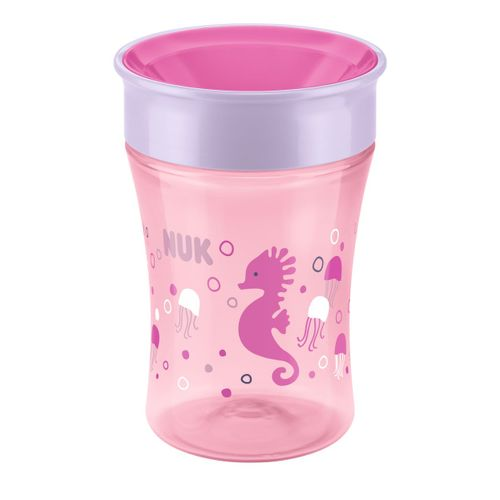 Copo-Antivazamento-NUK-Magic-Cup-Girl-230ml