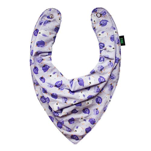 Babador-Bandana-Little-Bird-Lilas