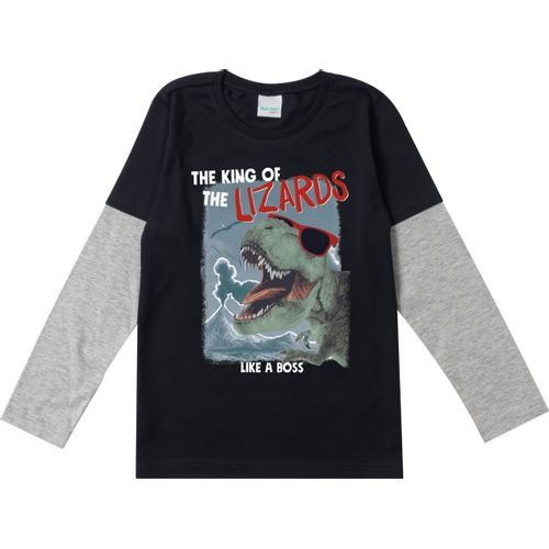 Camiseta-The-King-Of-The-Lizards